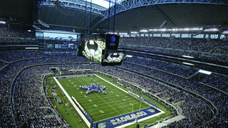 Dallas Stadium Integrates Flexible Fire Sprinkler Protection