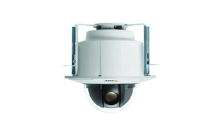 AXIS Q6032 PTZ Dome Network Camera.