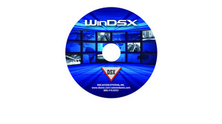 WinDSX AES-256 encryption software