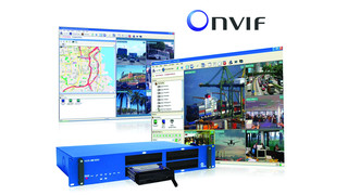 SMS 4 ONVIF-conformant Security Management System