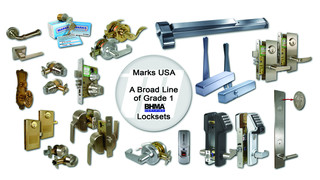 Locksets, Panic Devices and Door Closers