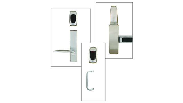 Harmony Series H1 exit devices