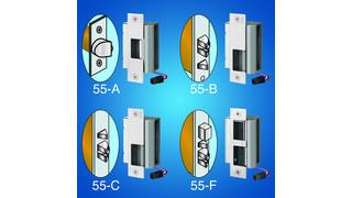 Uniflex 55 Series Electric Strikes
