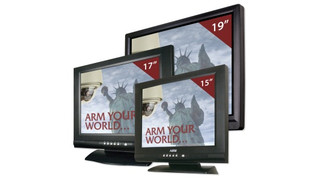 ARM Electronics introduces new series of LCD monitors