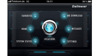 Dallmeier releases iPhone app