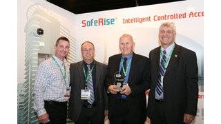 FST21's SafeRise solution wins Maximum Impact Award at ESX
