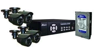 Indoor/Outdoor Surveillance