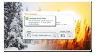 Alarm.com releases 'Extreme Temps' energy management feature