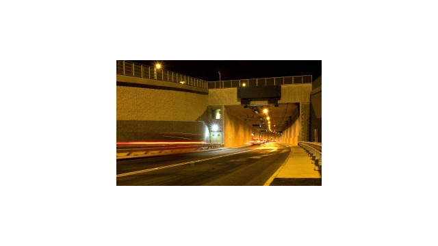 UK tunnel project deploys IP video management solution