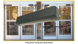 Swing-Guard Door Safety System