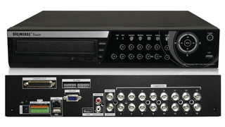 DH230 Touch series high-performance DVR
