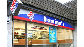 IP cameras protect Domino's Pizza in the UK and Ireland