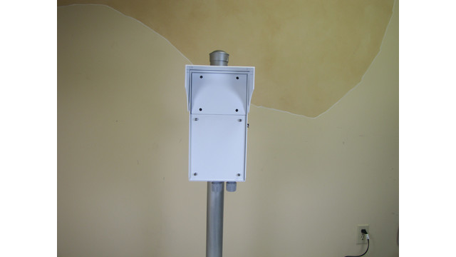 ultraWave microwave intrusion detection system