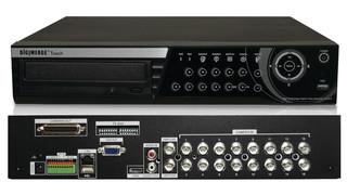 DH230 Touch series high-performance DVR