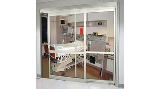 Dura-Care Series 7200 TL-FBO ICU Door System