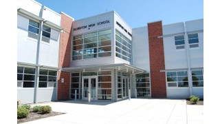 Oregon high school protects campus with network video equipment