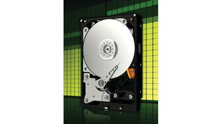 Large-Capacity WD AV-GP SATA Hard Drives