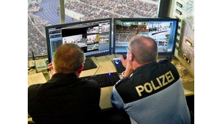 Dallmeier's Panomera surveillance technology protects papal visit at Berlin's Olympic Stadium