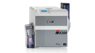 EDIsecure XID 8300 Retransfer ID Card Printer