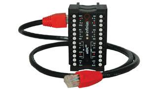 eIDC32 IP door controller