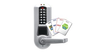 E-Plex Wireless Access Control System