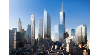 Integrating security at the new World Trade Center site