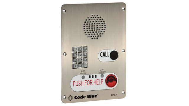code blue corporation company and product info from