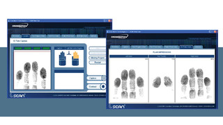 L-SCAN Master biometric identity management middleware