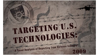 Targeting U.S. Technologies