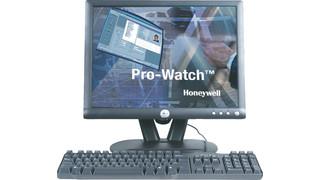 Pro-Watch Power-over-Ethernet (PoE) single-door controller