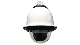 PTZ dome camera line for harsh environments