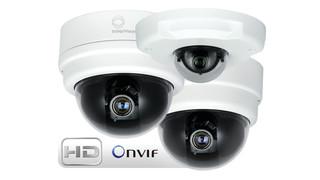 ONVIF-Comformant Mini-Dome Line