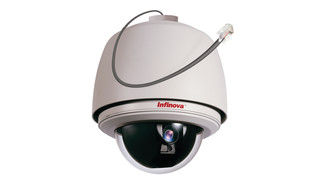V1771N-M series 1.3 megapixel Network PTZ dome camera
