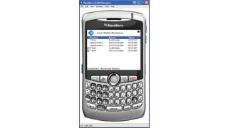OnGuard Mobile Monitoring application