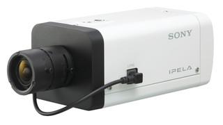 SNC-EB520, SNC-EM520 & SNC-EM521 Standard Definition cameras