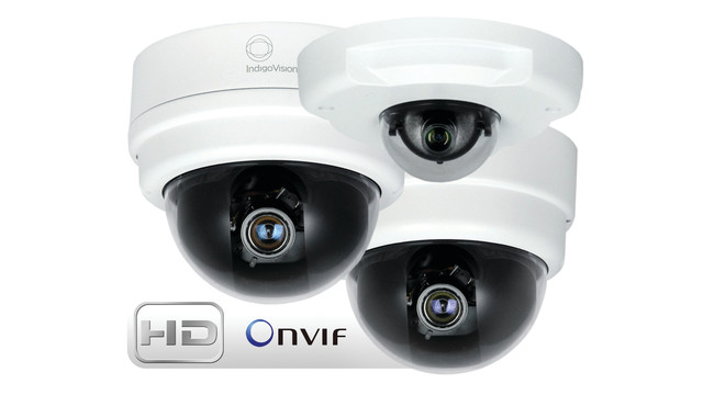 ONVIF-Comformant Mini-Dome Line