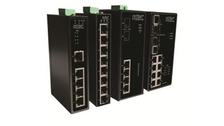 KBC launches Industrially-hardened PoE switches