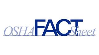 OSHA factsheet on workplace violence