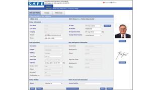 SAFE Visitor Identity Manager