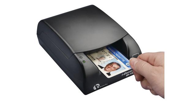 Driver's License Scanner