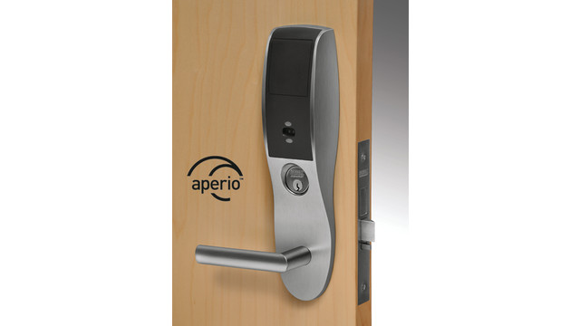 SARGENT® Profile Series with Aperio™ Wireless Lock Technology
