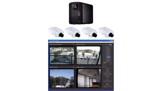 All-Digital Video Surveillance Appliance