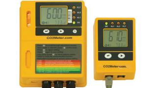CO2 Storage Safety Alarm