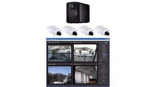 All-Digital Video Surveillance Appliance