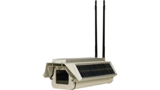 MicroPower Technologies highlights solar wireless surveillance for retail