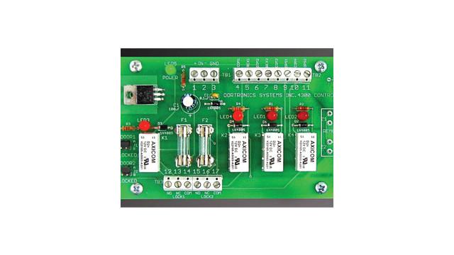 sc 1 st  SecurityInfoWatch.com & 4300 Series door interlock and mantrap control | SecurityInfoWatch.com