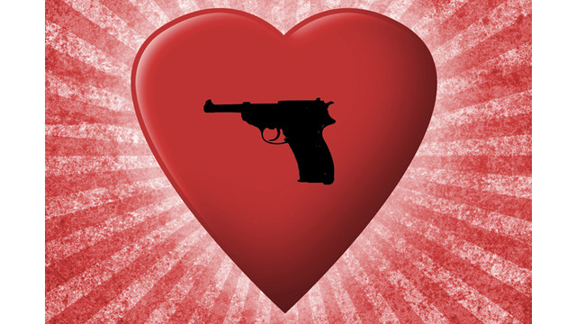 Valentines and Guns