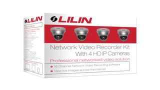 LILIN HD IP Camera Kits