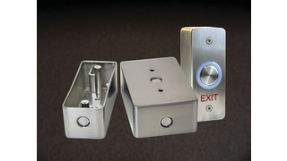 Surface Mount Back Boxes from Dortronics