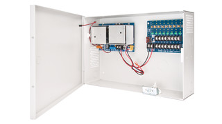 Access Control Power Units from Securitron